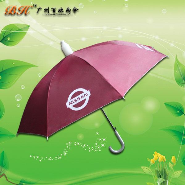 【深圳雨伞厂】定制-东风日产广告伞 防水套伞 商务伞 防晒伞