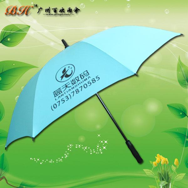 【雨伞厂】定制-蓝天数码雨伞 雨伞厂家 广告雨伞厂