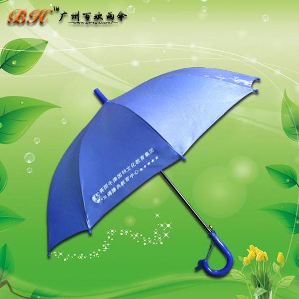 【禮品傘廠家】定制-牛津教育兒童禮品傘 雨傘廠 廣告傘