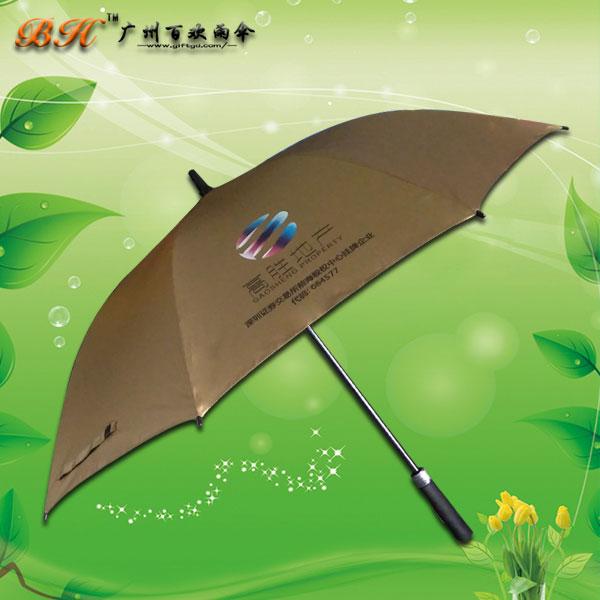 【雨傘廠家】定制-高勝地產廣告傘 直桿傘 禮品雨傘