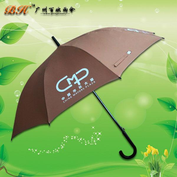 【广告伞厂】定制-中国市长大厦广告伞 直杆伞 晴雨伞 雨伞厂
