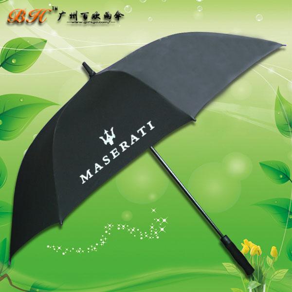 【广州制伞厂】定制-玛拉莎蒂周年纪念伞 鹤山雨伞厂 汽车伞广告 玛拉沙蒂高尔夫伞