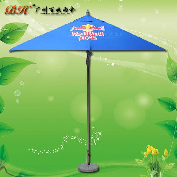 【户外遮阳伞】定制-红牛庭院伞 摆摊伞 露天庭院伞