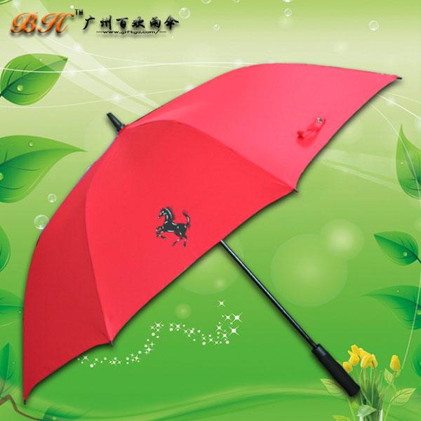 【廣州雨傘廠家】定制-法拉利廣告傘 商務汽車傘 禮品傘廠家