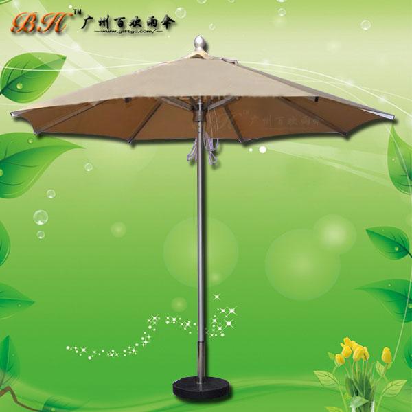 【沙滩中立伞】定制庭院伞 室外罗马伞 保安岗亭伞