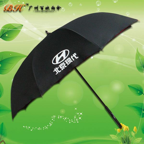 广州雨伞厂 定制-广州北京现代反向汽车伞  雨伞厂 雨伞厂家