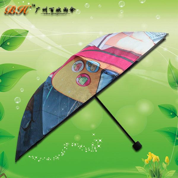 广州雨伞厂家 定制-精品卡通数码印雨伞   雨伞厂  广告雨伞厂  雨伞厂家