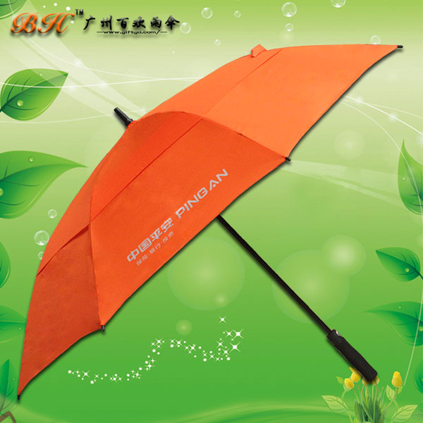 【鹤山雨伞厂】定制-鹤山平安双层广告伞   鹤山直杆雨伞厂    鹤山批发雨伞