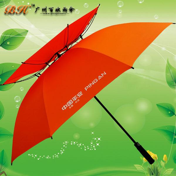佛山雨伞厂 佛山高尔夫雨伞 雨伞制作厂 双层高尔夫雨伞 高尔夫广告伞