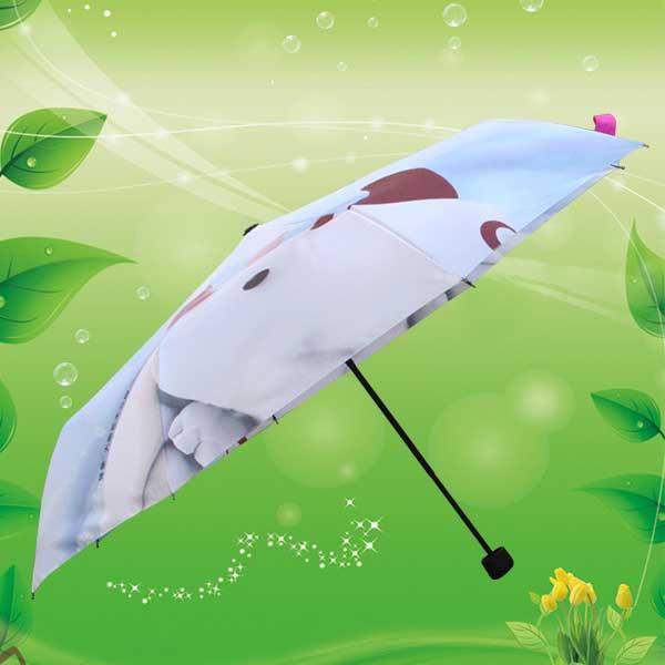 花都雨伞厂 生产-牙象数码印雨伞 花都荃雨美雨伞厂 广州雨伞厂